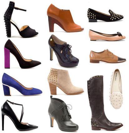 Συγκεντρώσαμε για εσένα, τα πιο μοδάτα παπούτσια της σεζόν!