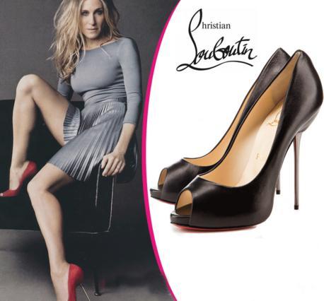 Η Σάρα Τζέσικα Πάρκερ έχει λατρέψει πολλά από τα γοβάκια που δημιούργησε ο γάλλος σχεδιαστής!