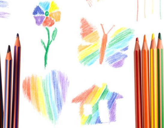 Ζεστή και καλή καρδιά δείχνουν τα λουλουδάκια. Αν πάλι σχεδιάζεις συχνά πεταλουδίτσες είσαι ρομαντική αλλά κι επιπόλαιη.