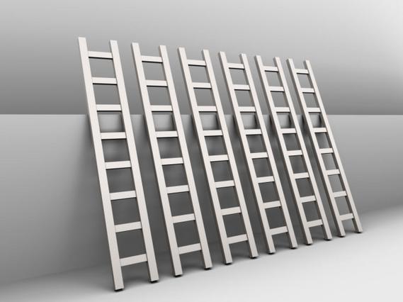 Αν ζωγραφίζεις σκαλιά και κλίμακες που αγγίζουν την κορυφή είσαι φιλόδοξη κι εργατική.