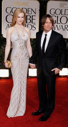 Η Νικόλ Κίντμαν παντρεύτηκε τον Κιθ Ούρμπαν το 2006 και δηλώνει  πιο ευτυχισμένη από ποτέ .