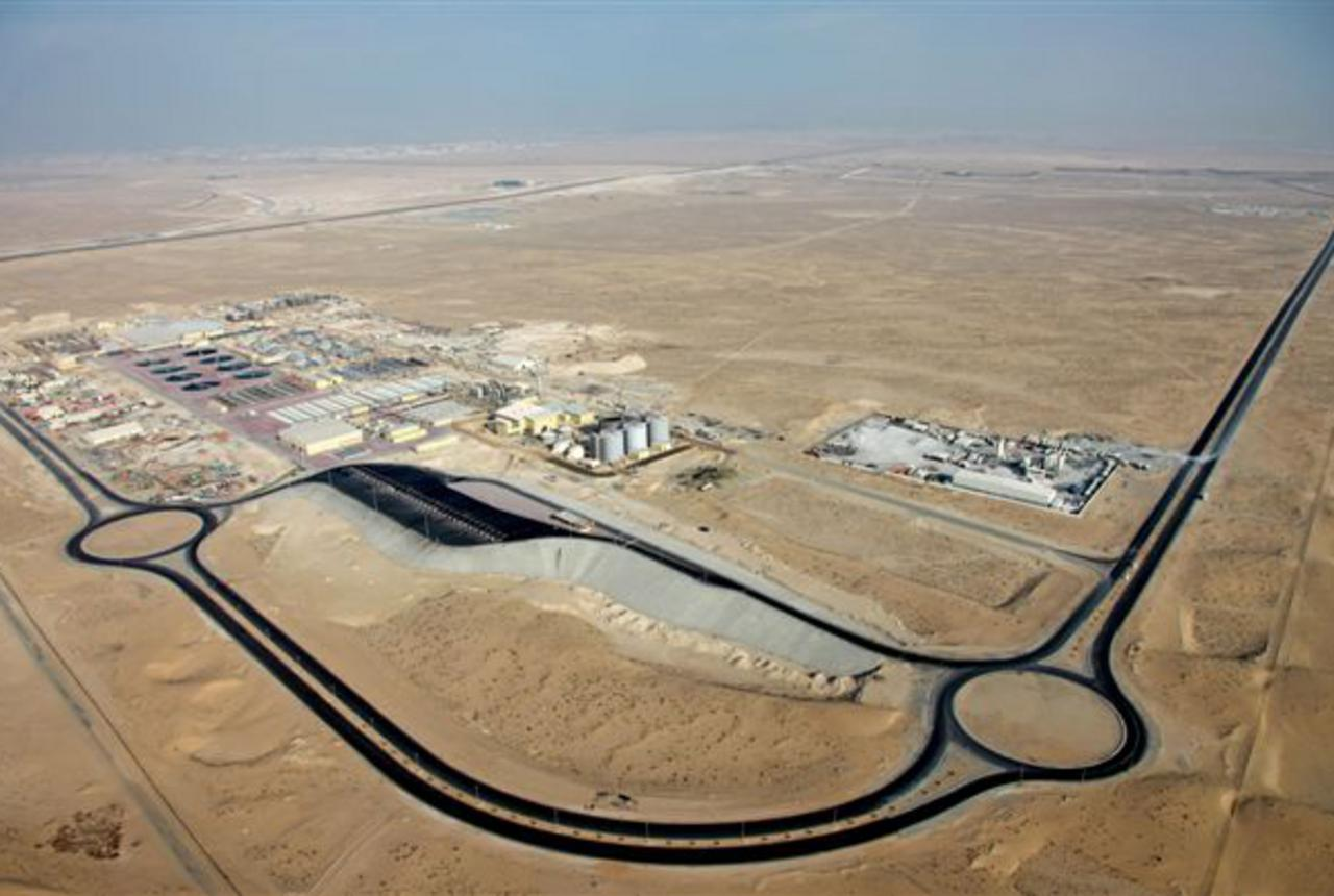 Jebel Ali Sewage Treatment Plant Projects