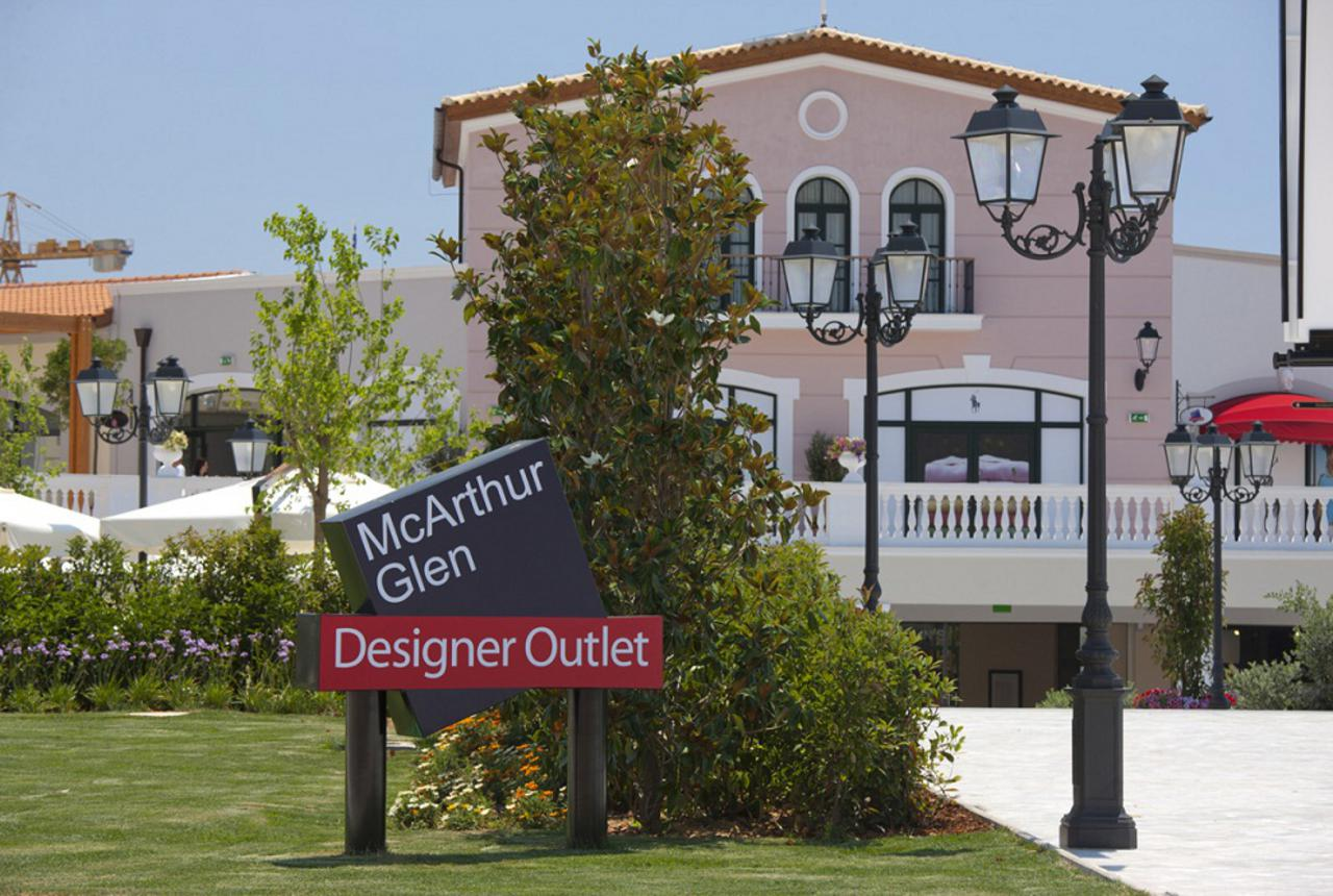 Mcarthurglen designer outlet projects m e p projects for Design outlet