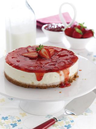 Τσιζκέικ φράουλα