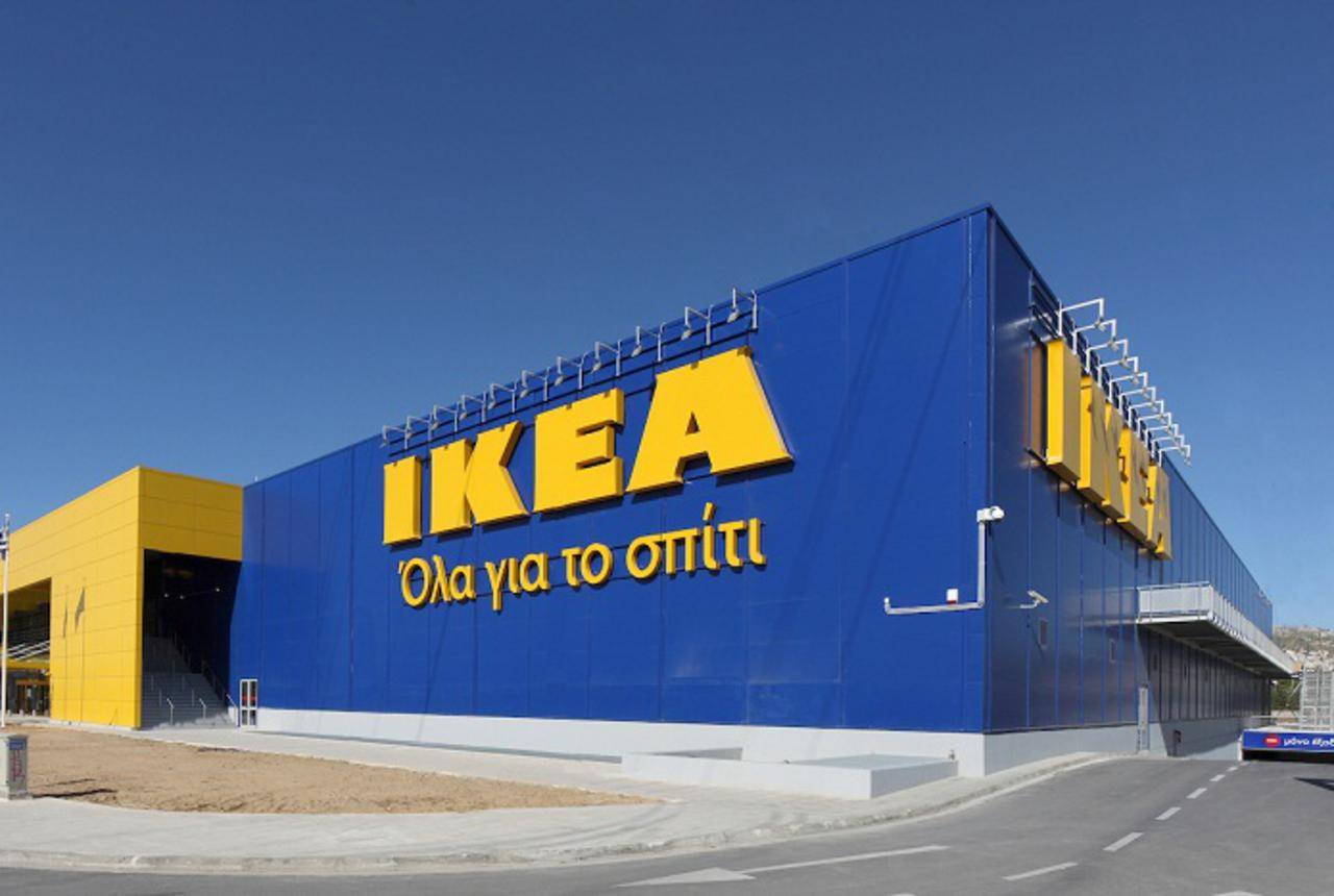 Ikea Kifissos Ave Projects Building Projects