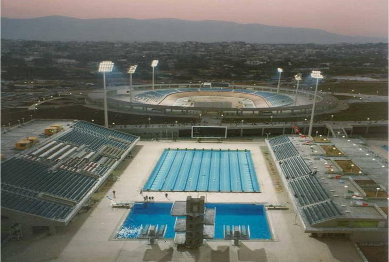 Olympic Sports Complex Swimming Pool Complex Projects Building Projects Olympic Games