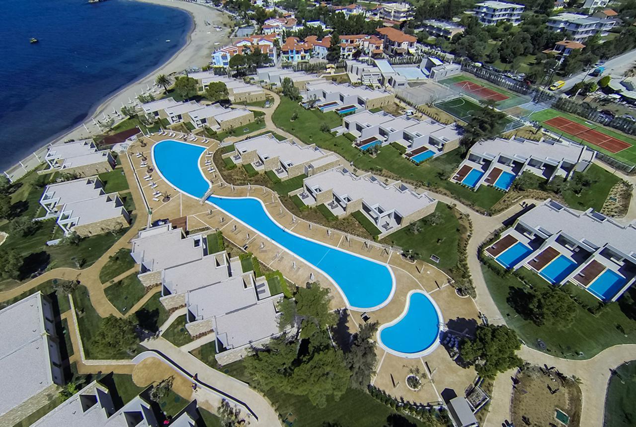 Opening Of Ikos Olivia Resort In Chalkidiki Greece
