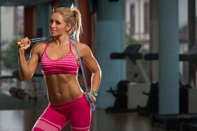 Χάσε κιλά, λίπος & πόντους με σχοινάκι