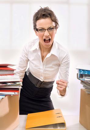 Γιατί να μη χάνεις ΠΟΤΕ την ψυχραιμία στη δουλειά