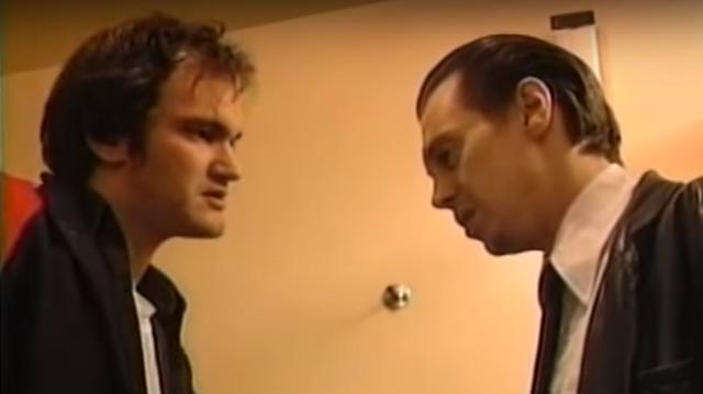 Βίντεο: Ταραντίνο και Μπουσέμι προβάρουν το «Reservoir Dogs»