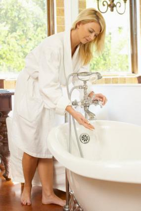 7 κολπάκια για πάντα αστραφτερό μπάνιο
