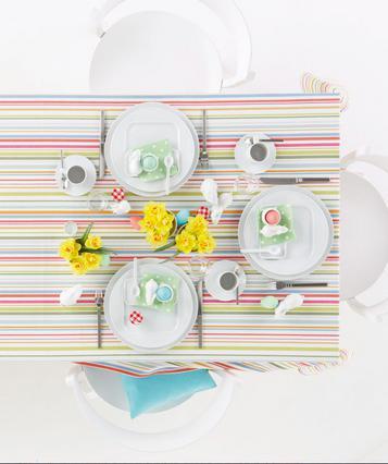 Εξι ιδέες για να στρώσεις ξεχωριστά το Πασχαλινό τραπέζι