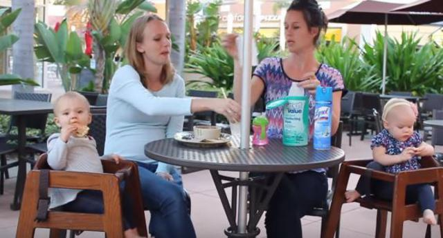 2 τύποι μαμάς: Ποιά είσαι; (Χιουμοριστικό βίντεο)