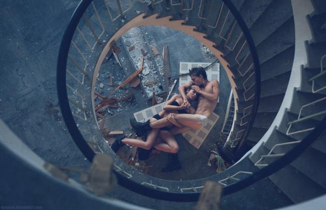 Βίντεο: Ο σπειροειδής και δυσοίωνος κόσμος του Ντάρεν Αρονόφσκι