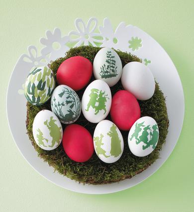 Πασχαλινά αβγά βγαλμένα από παραμύθι!