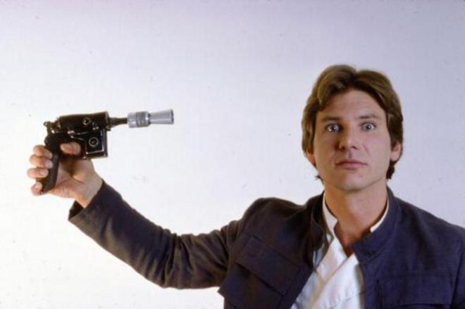 Ανέκδοτες φωτογραφίες από το σύμπαν του «Star Wars» [photos]