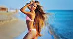Τέλειο κορμί στην παραλία