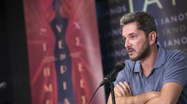 Press Conference of the 22nd Athens International Film Festival
