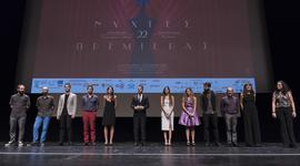The 22nd Athens International Film Festival kicks off with a celebratory and moving opening ceremony