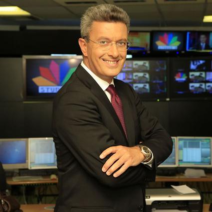 Βόμβα! Ο Νίκος Χατζηνικολάου παρουσιαστής του κεντρικού δελτίου ειδήσεων του ANT1