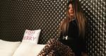Η Μίνα Αρναούτη υποβασταζόμενη για πρώτη φορά μπροστά στην κάμερα [vds]