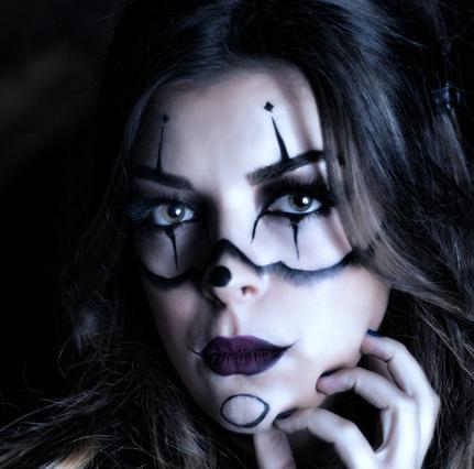 Tα 4 πιο εύκολα & γρήγορα DIY μακιγιάζ για τις Απόκριες