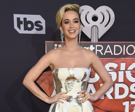 <p><span style= font-size:11px >Katy Perry (Photo by Jordan Strauss/Invision/AP)</span></p>