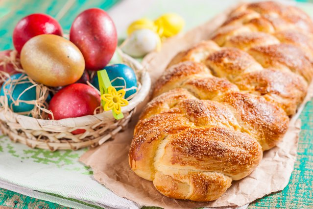 Τα γλυκά του Πάσχα έχουν... θερμίδες!