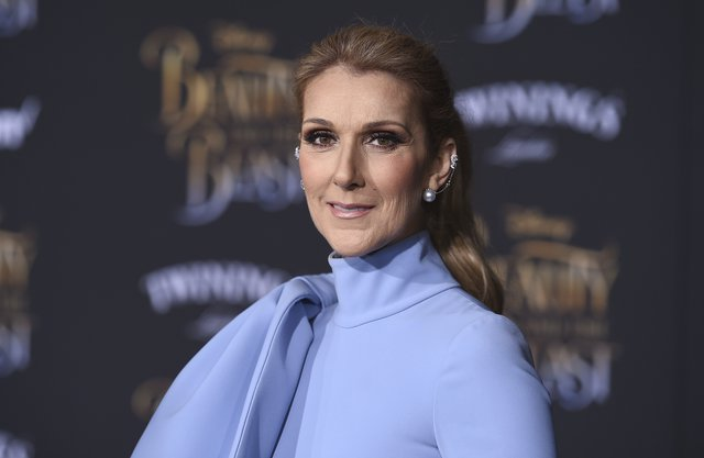 <p>Celine Dion (Photo by Jordan Strauss/Invision/AP)</p>