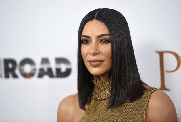<p>Kim Kardashian (Photo by Chris Pizzello/Invision/AP)</p>