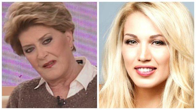 Βάσια Τριφύλλη για Κωνσταντίνα Σπυροπούλου: «Αμόρφωτη & αναιδής»