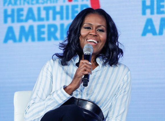 <p>Michelle Obama (AP Photo/Pablo Martinez Monsivais)</p>