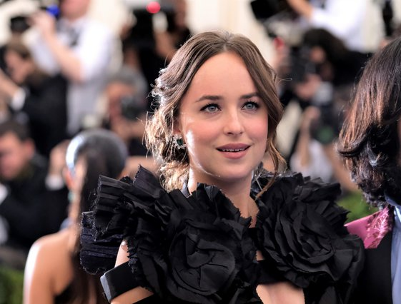 <p>Dakota Johnson (Photo by Charles Sykes/Invision/AP)</p>