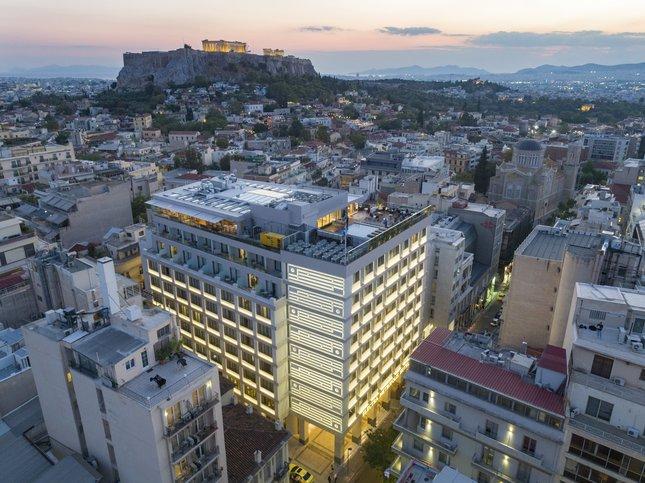 Έναρξη λειτουργίας του πολυτελούς ξενοδοχείου  Electra Metropolis Athen  στην Αθήνα