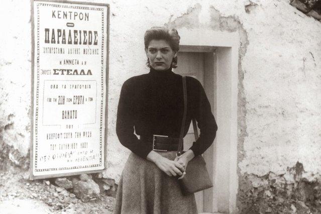 Αξέχαστες σκηνές στο ΣΙΝΕΜΑ: «Στέλλα» (1955) του Μιχάλη Κακογιάννη
