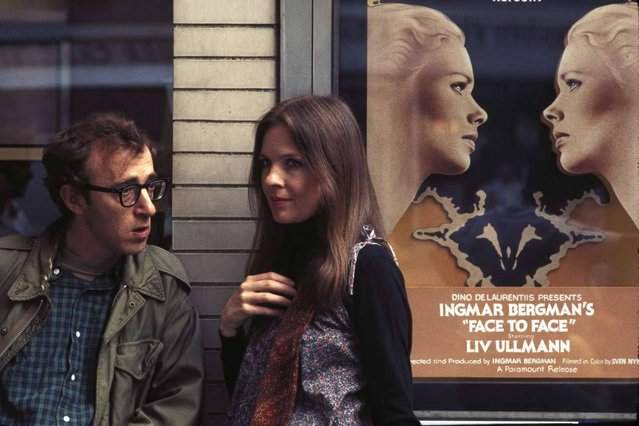Ο σινεφίλ Γούντι Άλεν! 8 στιγμές όπου η κινηματογραφική αίθουσα έπαιξε ρόλο στις ταινίες του