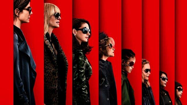 Σάντρα, Κέιτ, Σάρα και σία! Η θηλυκή «Συμμορία των 8» έρχεται