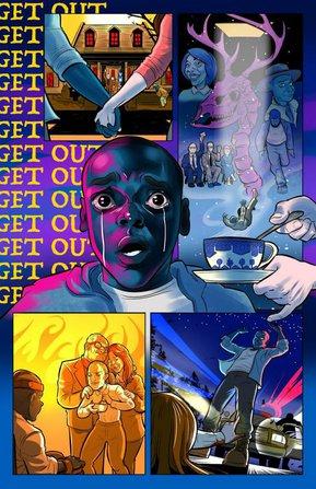 Μερικές από τις καλύτερες ταινίες του  17, γίνονται κόμικς!