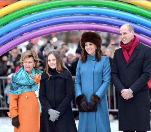 Kate Middleton: Γιατί δε βγάζει ποτέ το παλτό της;