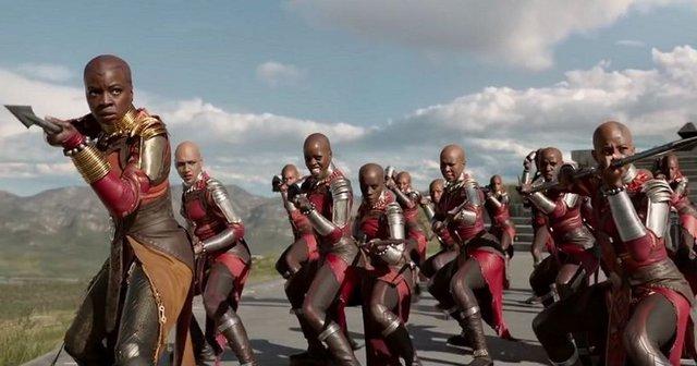 Βίντεο: Ο «Black Panther» συστήνει τους πολεμιστές της Γουακάντα