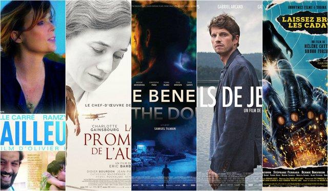 Day #5: 19o Φεστιβάλ Γαλλόφωνου Κινηματογράφου! Highlights Κυριακής 25 Μαρτίου