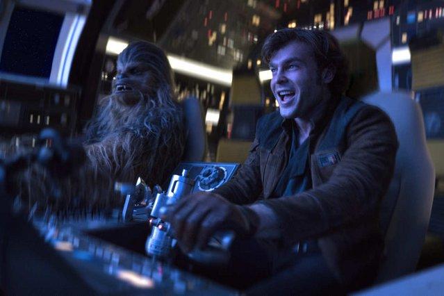 Η Δύναμη μαζί σας! Κερδίστε προσκλήσεις για την πρεμιέρα «Solo: A Star Wars Story»