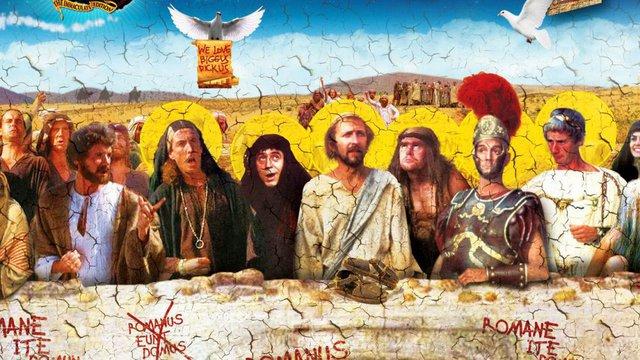 Κινηματογραφικα Πάθη: Βιβλικά trivia για σινεφίλ ευαγγέλια