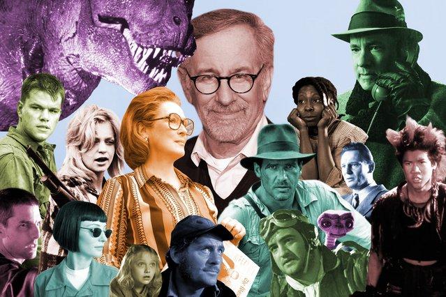Κλειδί τρίτο! Οι 10 κινηματογραφικοί σταθμοί του Σπίλμπεργκ στα '80s
