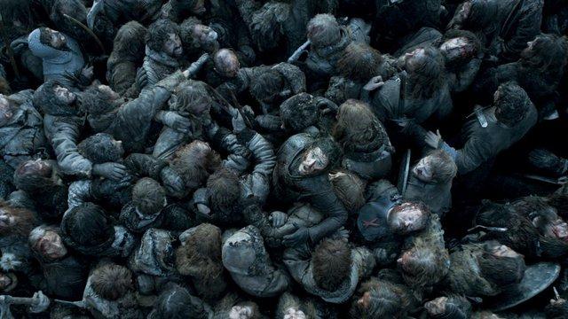 «Δεν ξανάγινε»: To «Game of Thrones» ολοκλήρωσε τα γυρίσματα της πιο επικής μάχης του