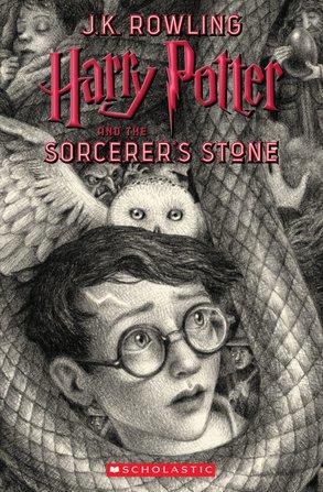 Μαγεία! Ο Μπράιαν Σέλζνικ εικονογραφεί τα επετειακά εξώφυλλα «Χάρι Πότερ»