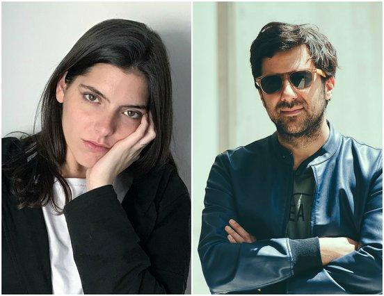 Ζακλίν Λέντζου και Γιώργος Ζώης παρουσιάζουν τις νέες ταινίες τους στην Εβδομάδα Κριτικής των Καννών!