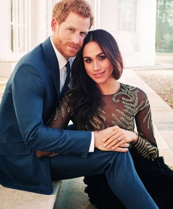 Πώς θα λέγεται η Meghan Markle μετά τον γάμο της με τον πρίγκιπα Harry;