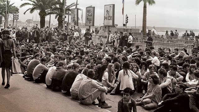 Napalm D' Or: Ο Μάης του '68 και το Φεστιβάλ Καννών που δεν έγινε ποτέ