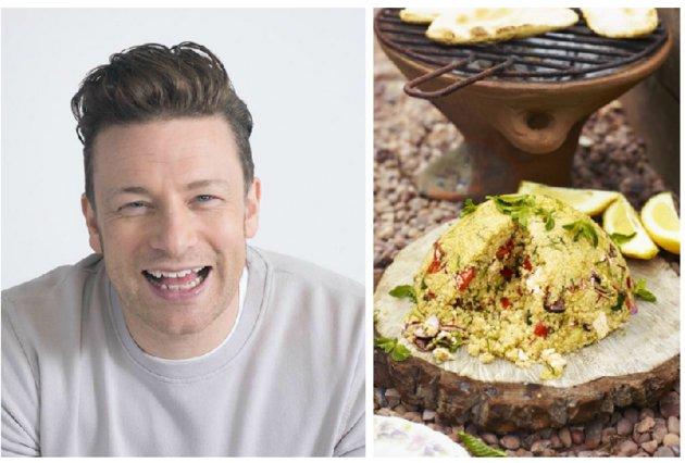 Ο Jamie Oliver μαγειρεύει κινόα αλά ελληνικά!